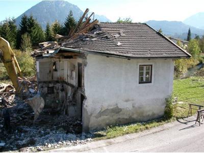 Wohnhaus Huter Lechaschau