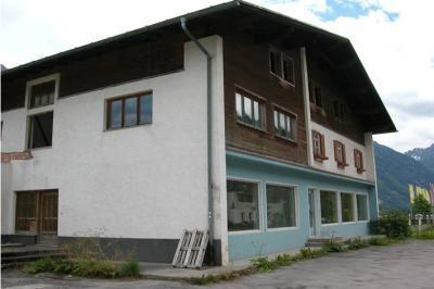 für Neubau M-Preis Elbigenalp