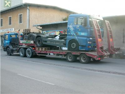 Diverse Transporte